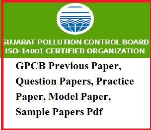 GPCB Previous Paper